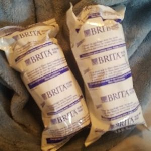 Brita water pitcher replacement filters lot of 2